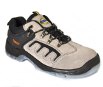 Tuffking Grey Suede Safety Trainer S1P (Sizes 3 - 13)